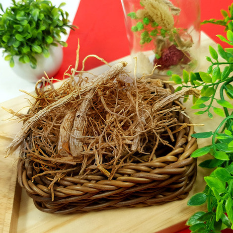홍미삼 1등품, Red Tail Ginseng Root - First Quality