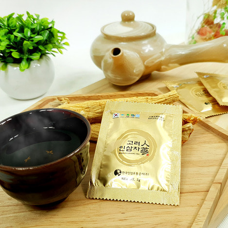 고려인삼차 100T, Korean Ginseng Tea 100T