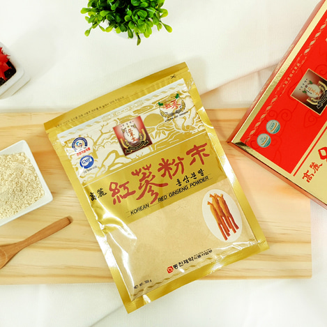 고려홍삼분말, Korean Red Ginseng  powder